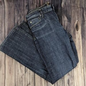 Kut From Kloth Bootcut Dark Denim Jeans 12